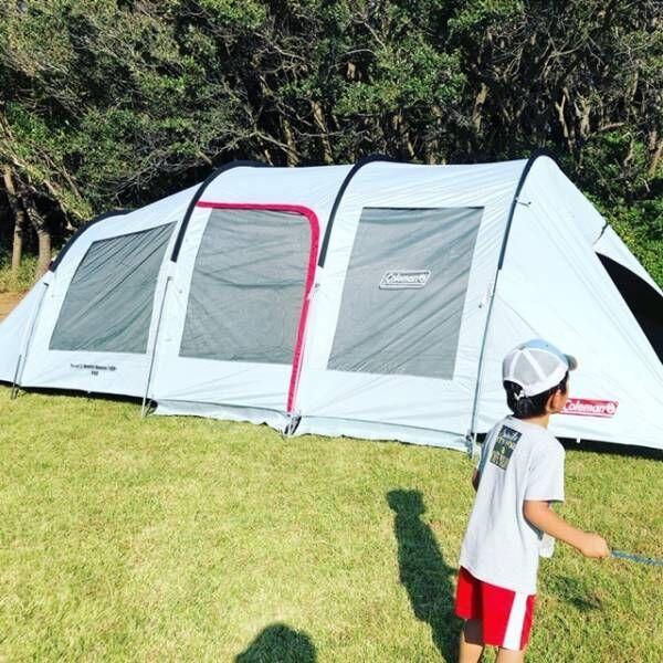 《この秋からキャンプデビュー!》子連れアウトドアの必需品、まずはこれを揃えたよ♪