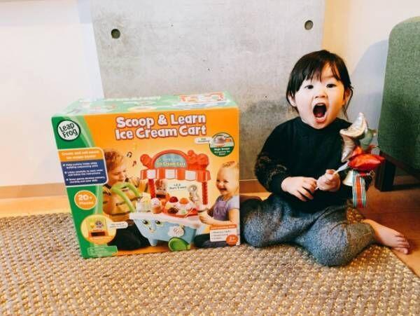 《2歳娘のクリスマス♪》喜んだ顔が見たい、特大サイズのプレゼントはコレに決めました♡