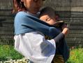 《はじめての抱っこを快適に♡》エルゴベビーから、新生児モデルが登場! 話題のエンブレースをいちはやく使ってみました♪