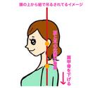 美首をつくる首筋トレーニングで、小顔とスタイルアップを叶える