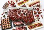 週末・祝日限定。いちごデザートを味わい尽くす「ストロベリーカーニバル」