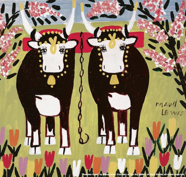 Summer oxen