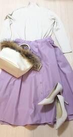 華奢見えを叶えるサーキュラースカート、UNIQLOの新作が買いです!