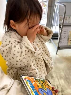 『みにくいあひるの子』を初めて読んだ娘さん