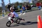 子どもに大人気のランニングバイク!ケガなく楽しむ&上達のポイントは?
