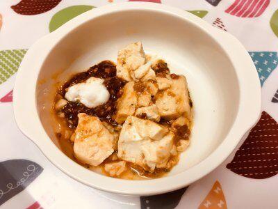 辛いカレー、麻婆豆腐にこれ混ぜるだけ!2歳息子も喜ぶ味に