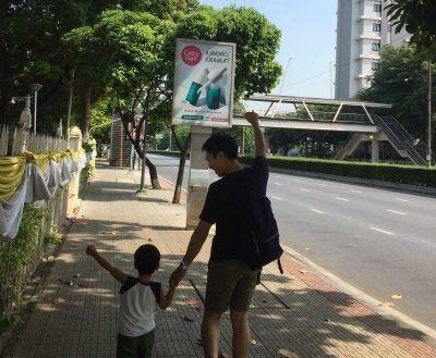 パパと3歳息子の初2人旅で家族のバランスが変わった!