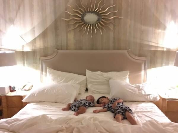 乳幼児2人との海外旅行、わが家が絶対持っていく6アイテム