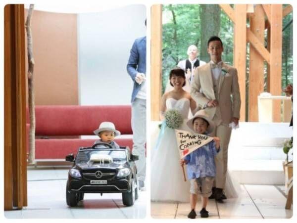 0歳&3歳連れでもこんなに楽しめた!結婚式参列は事前準備がキモ