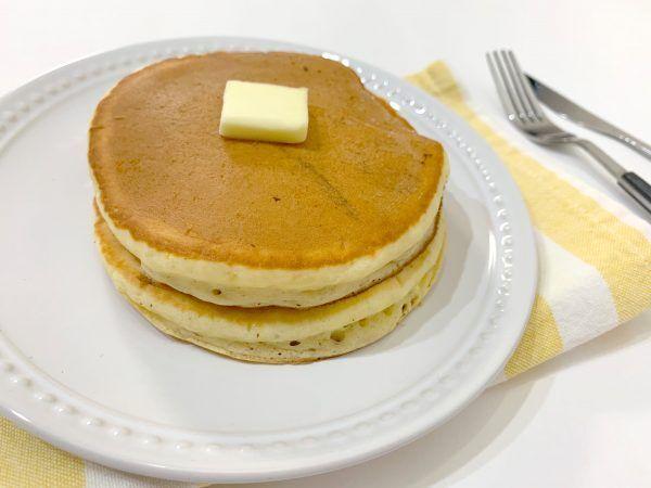 ふんわり派?もっちり派?プラス〇〇でカフェ風ホットケーキを作るコツ