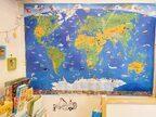 きっかけは100均お風呂用地図。5歳で日本・世界地図を覚えちゃった!