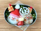 カニカマ+ウインナーの赤が決め手!テンション上がるクリスマス弁当の作り方