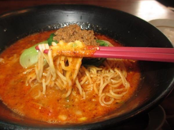 名古屋の担々麺といえばココ!「担々麺 錦城(きんじょう)春日井店」のスープ茶漬けセットがウマい!