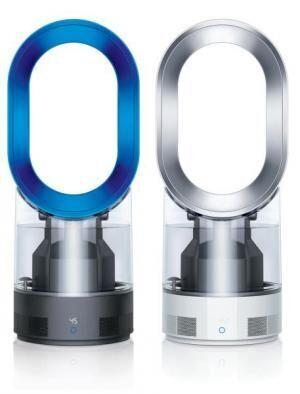 99.9%のバクテリアを除菌! ダイソン初の加湿器は扇風機やサーキュレーターとしても使える!