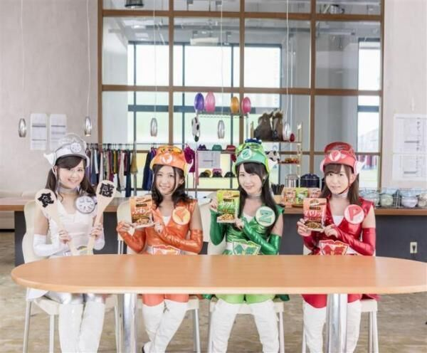 SKE48新ユニット出演! 丸美屋「こだわり食感ふりかけ」新CM
