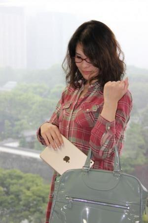 軽くてサクサク、FaceTimeも使いやすい! 女子にうれしい「iPad mini 4」5つのポイント