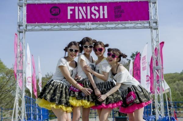 さがみ湖で1日中楽しめる、競わないサバイバルラン「サバラン」が開催!