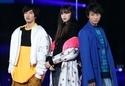 映画『覆面系ノイズ』の中条あやみ、志尊淳、小関裕太がTGCに登場!