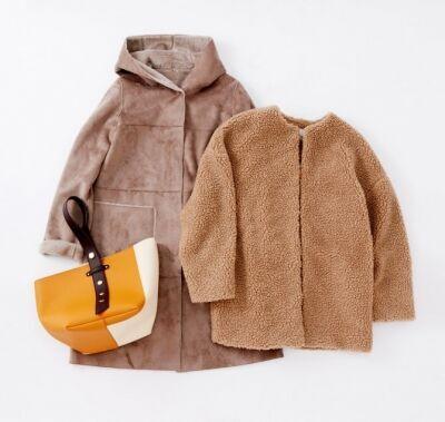秋冬ファッションを格上げ。こなれ見えの「本命アウター」・3タイプ