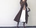 同じアウターも、パンツ→プリーツスカートで印象チェンジ #東京365日コーデ
