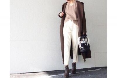 スタイルアップ×防寒は、ショートブーツが叶えてくれる #東京365日コーデ