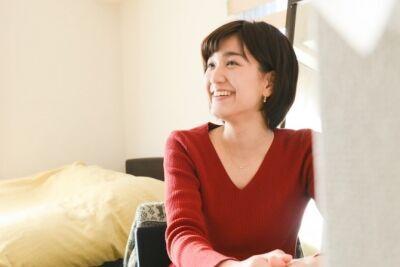 渋谷のワンルームで暮らすキャリアウーマンは家電がお好き