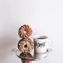 トレンチにのせるだけ。フォトジェニックにおやつを楽しもう #おうちカフェ