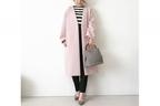 春の訪れを感じたら、パステルカラーのコートで季節をシフト #東京365日コーデ
