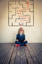 迷路は知育に最適!? 迷路の効果と子どもへの教え方