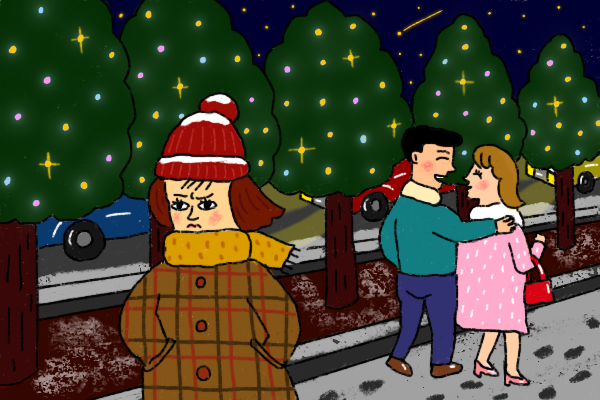 「ぼっちクリスマス」の乗り越え方