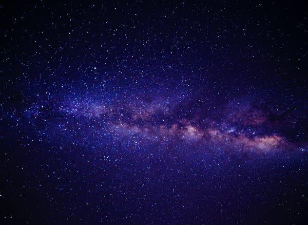星空の夢は願いが叶うサイン