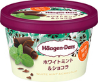 ハーゲンダッツ、濃厚ながら後味すっきり「ホワイトミント&ショコラ」が登場