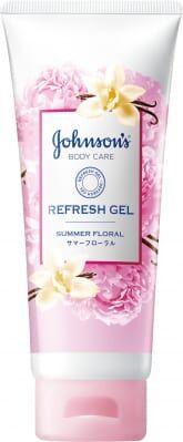 ふんわり香ってニオイケア&保湿。「ジョンソン ボディケア リフレッシュジェル」が発売