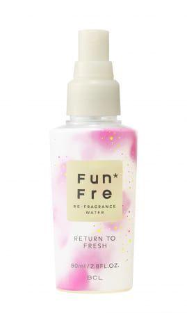 汗に反応して香り、爽やかさキープ! ボディ・ヘア用コロン「ファンフレ」が限定発売