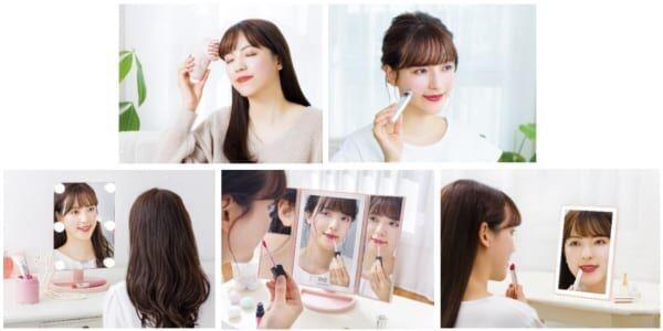 「Toffy Beauty」の美容製品がオシャレ! 自分磨きが楽しくなる5アイテムが新発売