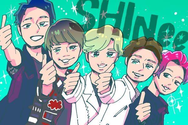 人生丸ごと輝いた。今伝えたい「SHINee」への偏愛