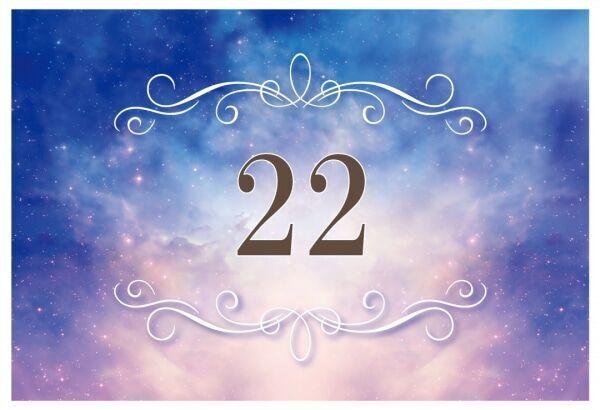 「ソウルナンバー22」の人の性格と恋愛傾向を徹底解説