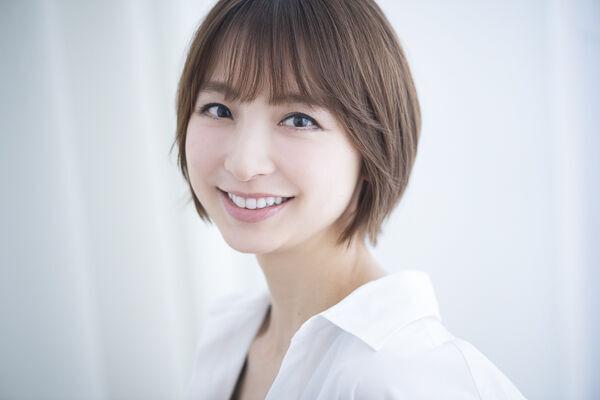 ママになった篠田麻里子の美容メソッド