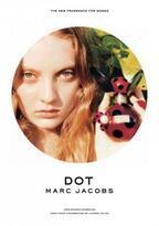 マークジェイコブスの新フレグランス「DOT」が発売開始