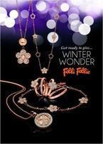 フォリフォリの新作ジュエリー「Winter Wonder」が発売