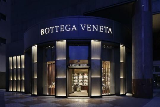 ボッテガ・ヴェネタが広島の基町パセーラに新ブティックをオープン