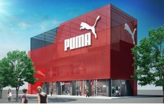 アジア最大のプーマの旗艦店が大阪にオープン、限定コレクションも登場