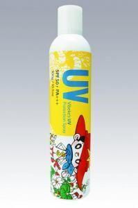日本一のキングサイズ日焼け止めUVスプレーは中身も優秀!