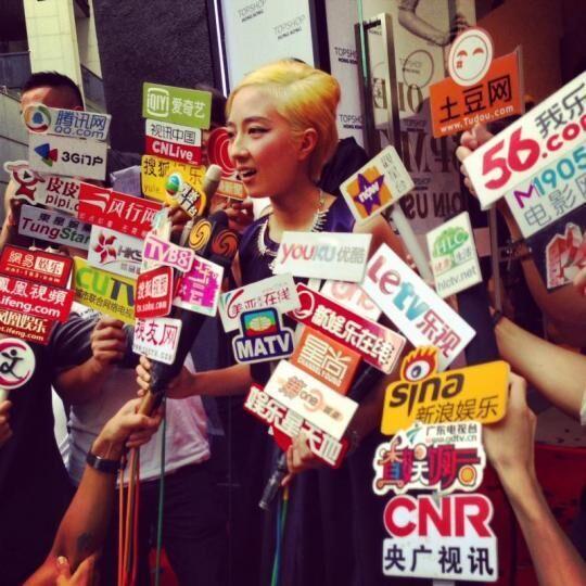 トップショップ香港1号店を出店、オープニングには「少女時代」ヒョヨンも登場