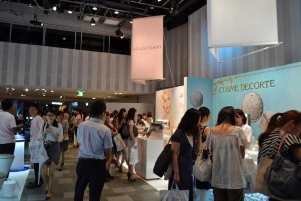 コスメイベント「コーセー アルビオン Beauty フェスタ 2013」表参道ヒルズにて開催中