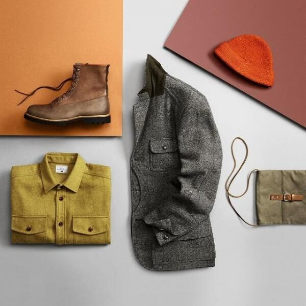 「H&M」ブランド初期のアウトドア・ファッションにインスパイアされたメンズコレクションを本日より発売