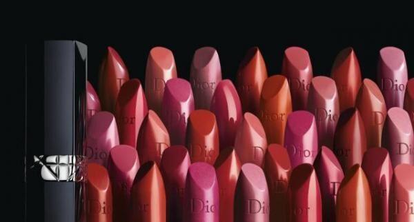 ディオール(Dior)にて、「ルージュ ディオール」のリップ刻印サービスが開始