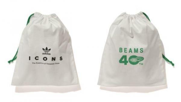ビームスが40周年を記念し「Stan Smith BEAMS」を発売。アディダスとの最強コラボ実現