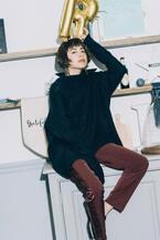 H&Mより、ラブリが着る「ホリデーコレクション」が新発売