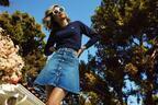 LA発デニムブランド「MOTHER」が、人気モデルミランダ・カーとのコラボレーションコレクション「MIRANDA LOVES MOTHER」を発表